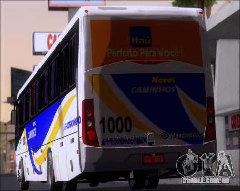Marcopolo Ideale 770 - Volksbus 17-230 EOD para as rodas de GTA San Andreas