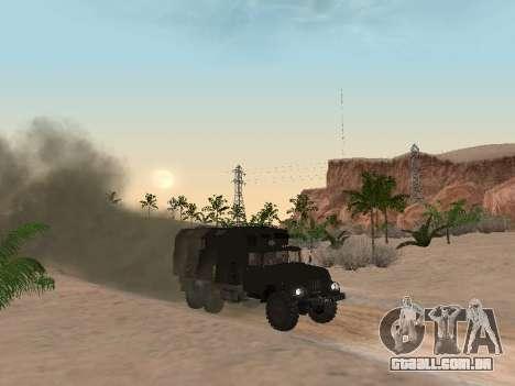 ZIL 131 Kung para GTA San Andreas