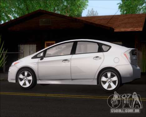 Toyota Prius para o motor de GTA San Andreas