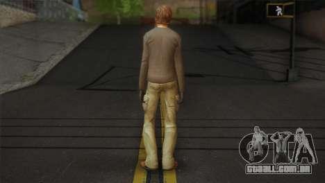 Dexter para GTA San Andreas segunda tela