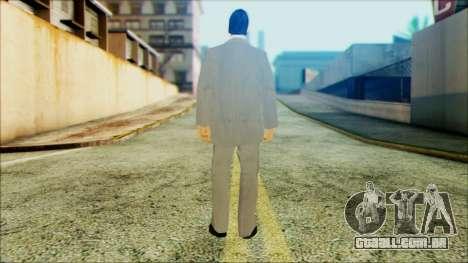 Triadb from Beta Version para GTA San Andreas segunda tela