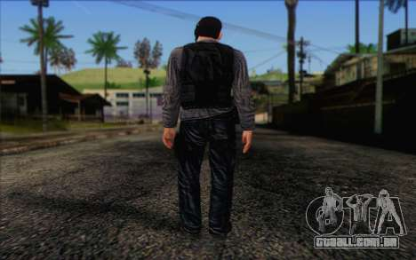 Reynolds from ArmA II: PMC para GTA San Andreas segunda tela