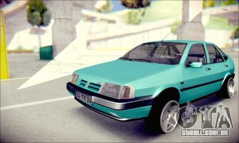 Fiat Tempra TR para GTA San Andreas vista direita