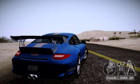 Graphic mod for Medium PC para GTA San Andreas sétima tela