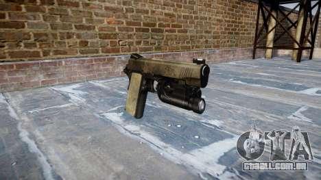 Arma Kimber De 1911, Um exército de fãs de couro para GTA 4