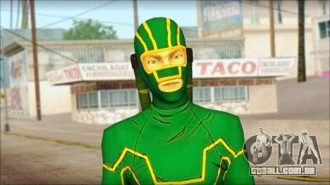 Kick Ass 2 Dave v2 para GTA San Andreas terceira tela