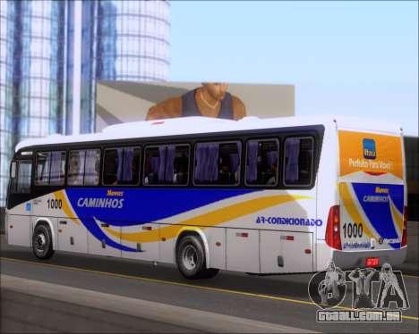 Marcopolo Ideale 770 - Volksbus 17-230 EOD para GTA San Andreas vista direita