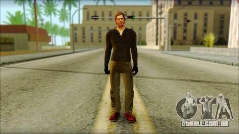 New Dexter para GTA San Andreas
