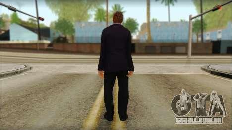 GTA 5 Ped 12 para GTA San Andreas segunda tela