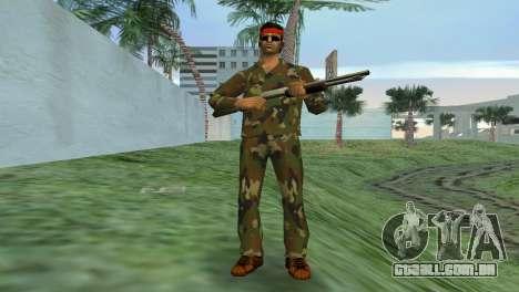 Camo Skin 02 para GTA Vice City segunda tela