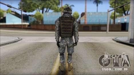 USA TD para GTA San Andreas segunda tela