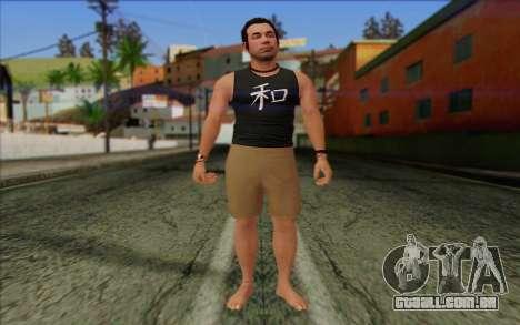 Fabien LaRouche from GTA 5 para GTA San Andreas