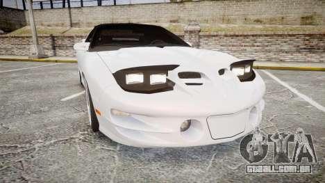 Pontiac Firebird Trans Am 2002 para GTA 4
