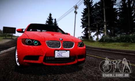 Graphic mod for Medium PC para GTA San Andreas por diante tela