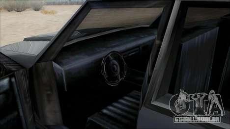 Admiral IVF 2.0.2 para GTA San Andreas vista direita