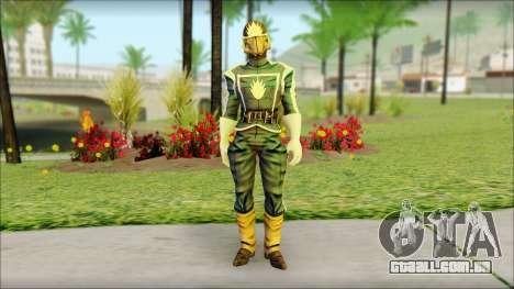 Guardians of the Galaxy Star Lord v1 para GTA San Andreas