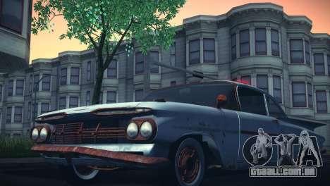 ENBSeries Multiplayer Expierence para GTA San Andreas terceira tela
