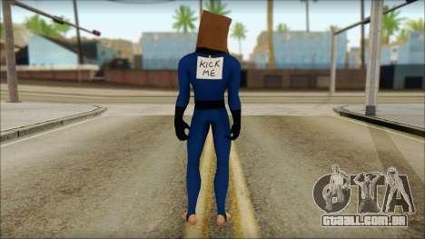 Spiderman para GTA San Andreas segunda tela