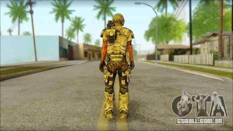 O próximo Capítulo (Aliens vs. Predator 2010) v1 para GTA San Andreas segunda tela