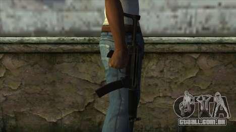 TheCrazyGamer MP5 para GTA San Andreas terceira tela