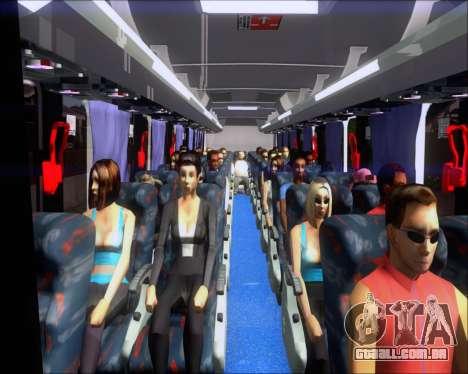 Marcopolo Ideale 770 - Volksbus 17-230 EOD para GTA San Andreas interior