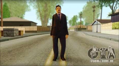 GTA 5 Ped 13 para GTA San Andreas