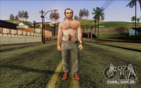 Trevor Phillips Skin v5 para GTA San Andreas