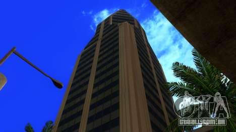 HD textura quatro arranha-céus de Los Santos para GTA San Andreas nono tela