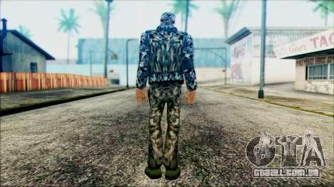 Manhunt Ped 21 para GTA San Andreas segunda tela