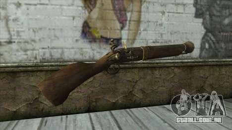 Trabuco from Assassins Creed 4: Freedom Cry para GTA San Andreas segunda tela