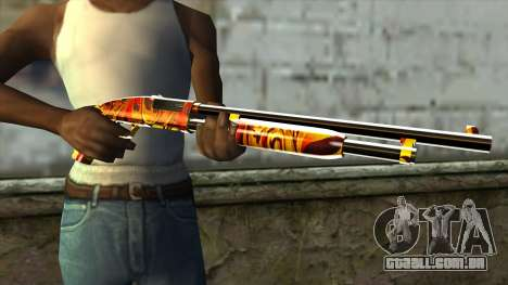 Dash Shotgun para GTA San Andreas terceira tela