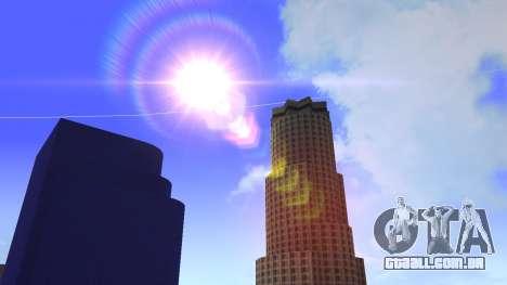 HD textura quatro arranha-céus de Los Santos para GTA San Andreas oitavo tela