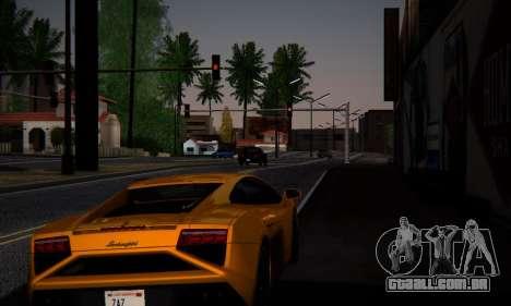 ENB Series by phpa v5 para GTA San Andreas terceira tela