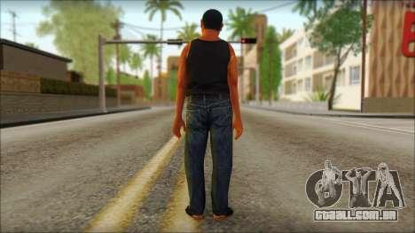 GTA 5 Ped 1 para GTA San Andreas segunda tela
