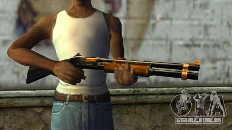 Nitro Shotgun para GTA San Andreas terceira tela