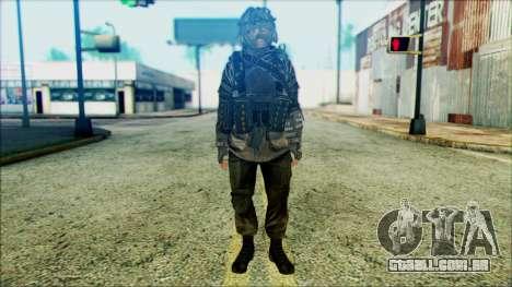 Soldados a bordo (CoD: MW2) v4 para GTA San Andreas