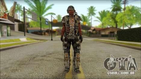 O próximo Capítulo (Aliens vs. Predator 2010) v1 para GTA San Andreas