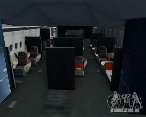 Airbus A380-800 All Nippon Airways (ANA) para o motor de GTA San Andreas
