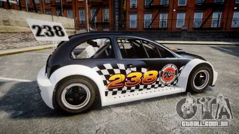 Zenden Cup K&N Airfilters para GTA 4 esquerda vista
