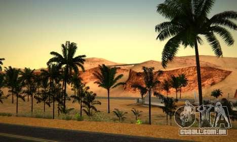 ENB Series by phpa v5 para GTA San Andreas décima primeira imagem de tela
