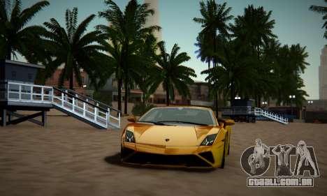 ENB Series by phpa v5 para GTA San Andreas segunda tela