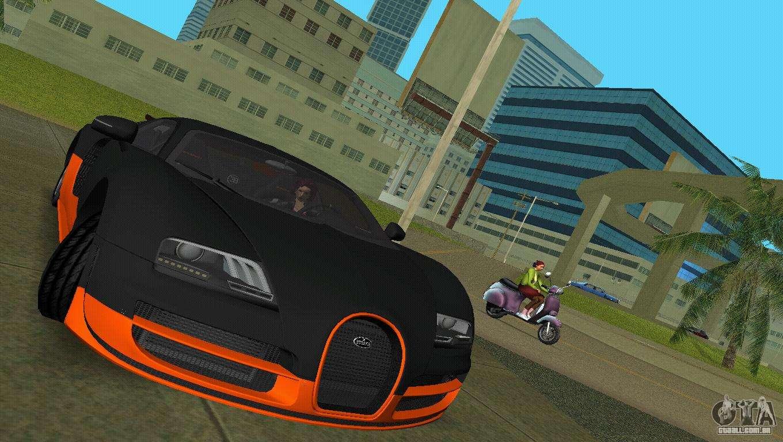 bugatti veyron super sport para gta vice city. Black Bedroom Furniture Sets. Home Design Ideas