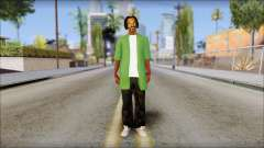 Snoop Dogg Mod para GTA San Andreas