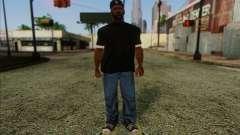 N.W.A Skin 4 para GTA San Andreas