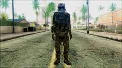 Soldados da equipe Fantasma 2