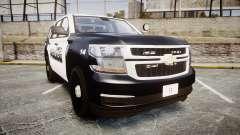 Chevrolet Tahoe 2015 Liberty Police [ELS] para GTA 4