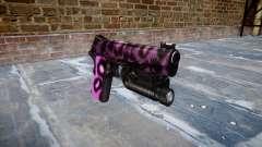 Arma Kimber 1911 Festa De Rock