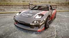 Mazda RX-7 Cusco para GTA 4