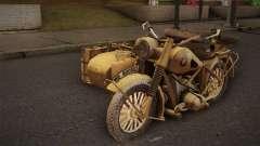 BMW R75 Desert from Forgotten Hope 2 para GTA San Andreas