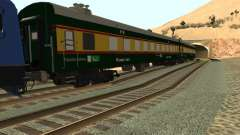 Pakistan Railways Train